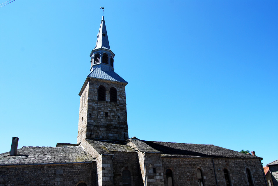 Eglise st martin de tence office de tourisme du haut lignon - Office du tourisme saint martin de re ...