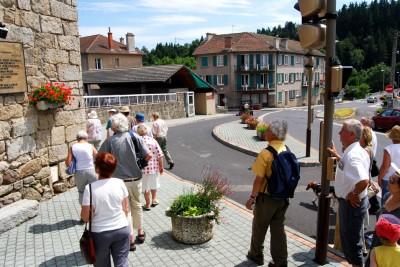 Parcours de la mémoire au Chambon-sur-Lignon