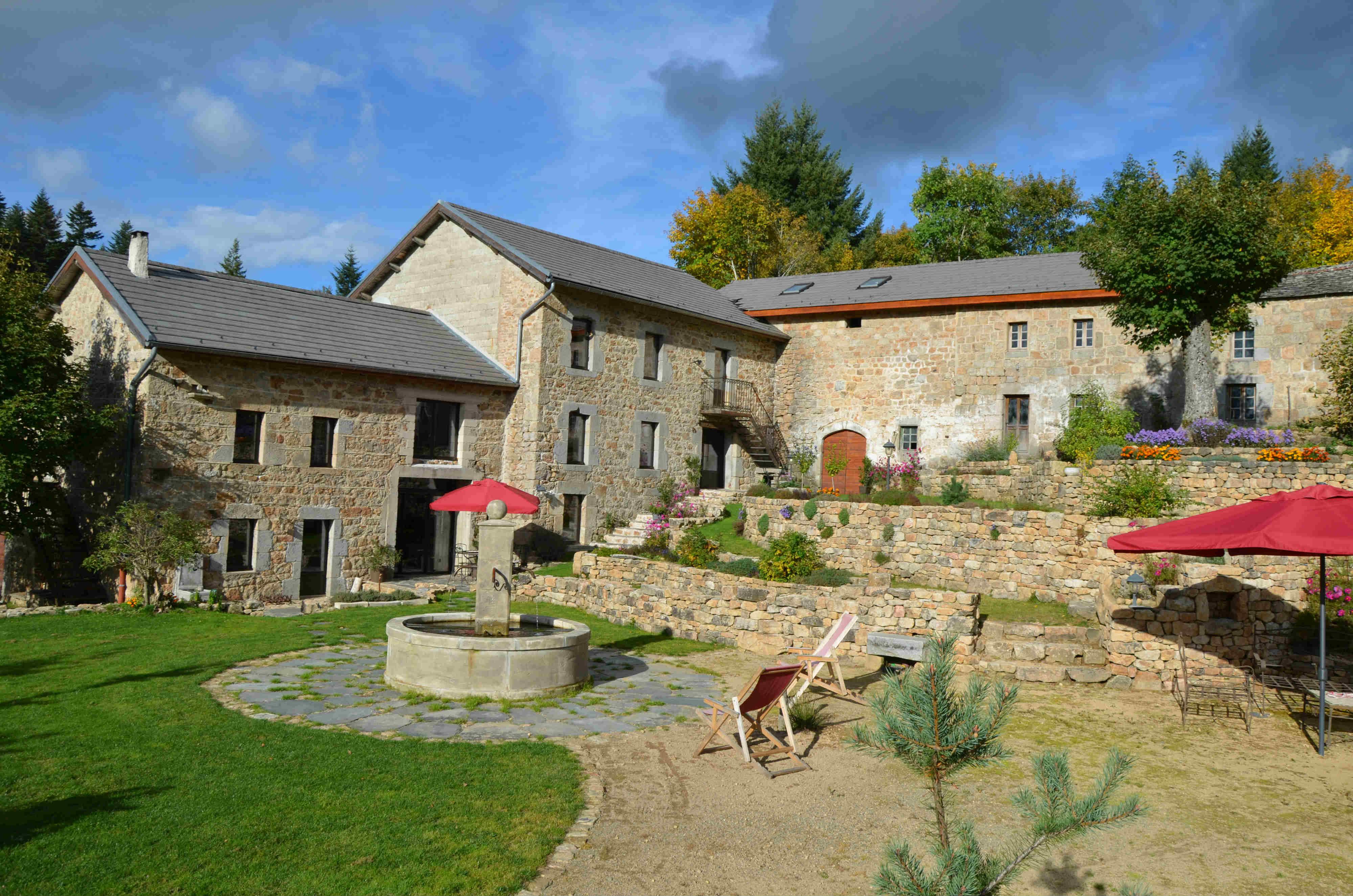 Chambres d h tes office de tourisme du haut lignon - Chambre d hote chambon sur lignon ...