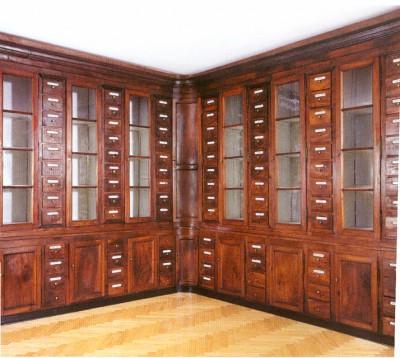 Musée de la pharmacie à Tence
