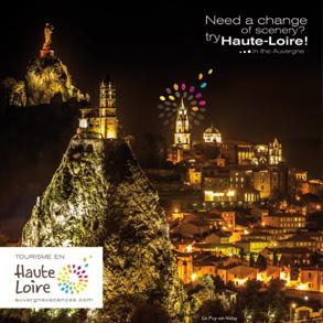 Brochure haute loire en anglais office de tourisme du haut lignon - Office du tourisme en anglais ...