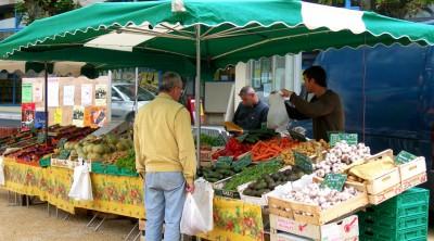 Marché au Chambon-sur-Lignon