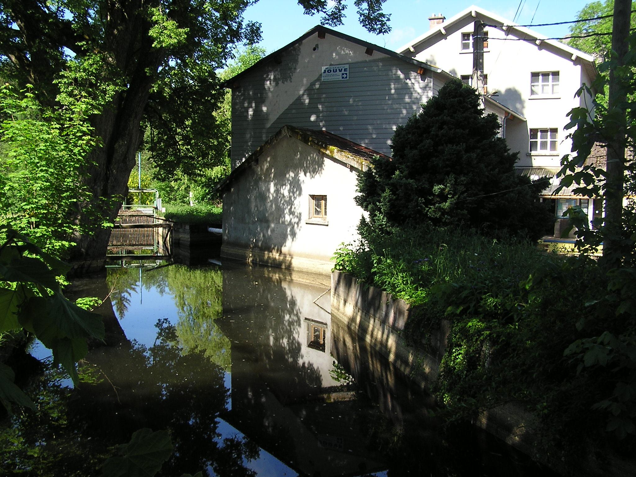 Le moulin du lignon office de tourisme du haut lignon - Office de tourisme moulins ...