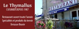 Restaurant le Thymallus