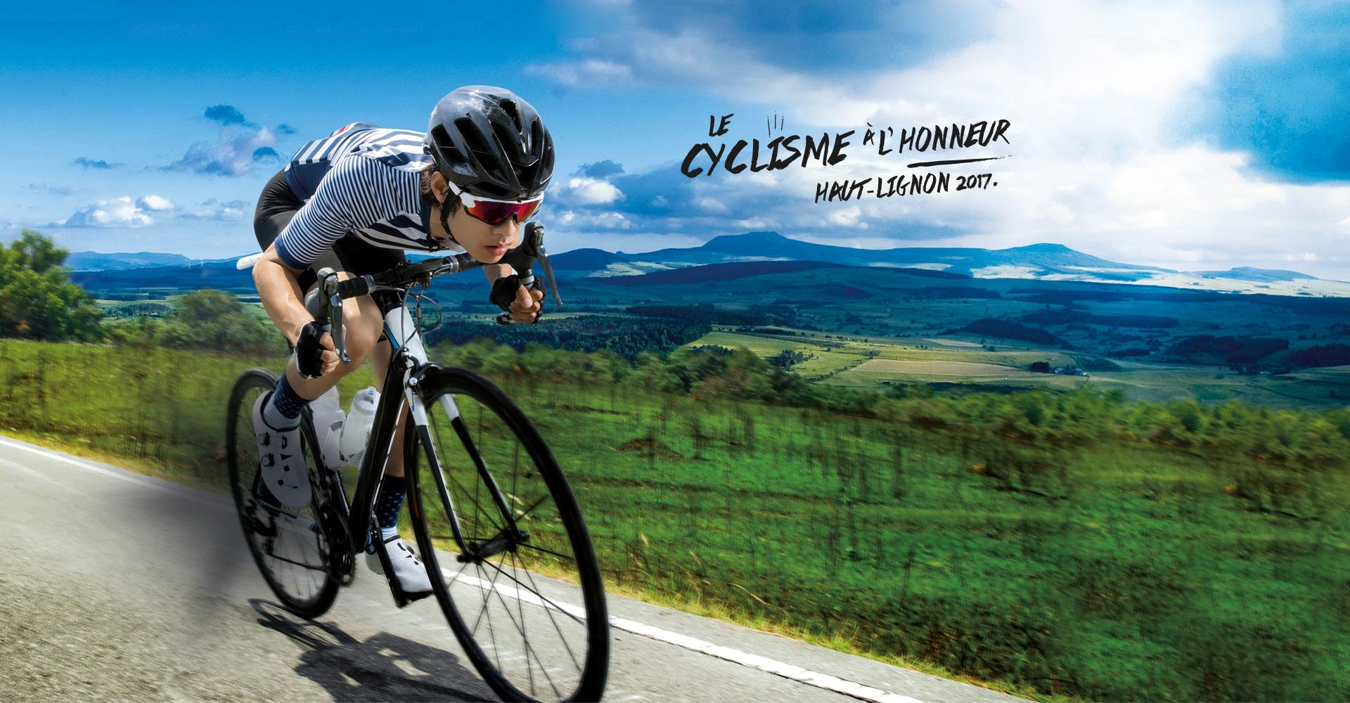 Le cyclisme à l'honneur sur le Haut-Lignon