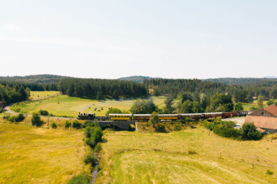 Chemin de fer historique Velay Express